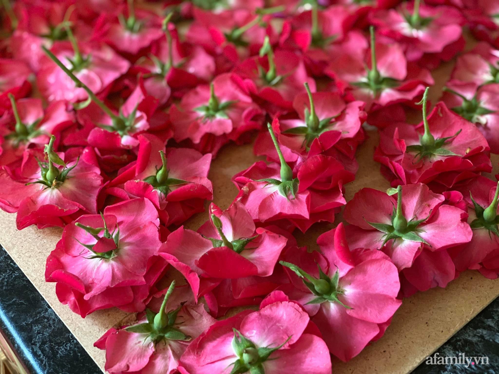 Khu vườn ngát hương hoa, tươi xanh màu rau củ của nữ giám đốc Việt ở Nga - Ảnh 8.