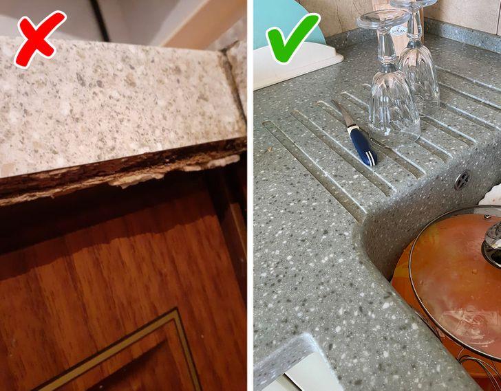 """Đi làm về còn phát bực vì phải tốn bộn thời gian lau rửa, cứ thử mấy tips trang trí lại nội thất thế này để dọn dẹp không còn là """"gánh nặng""""! - Ảnh 1."""