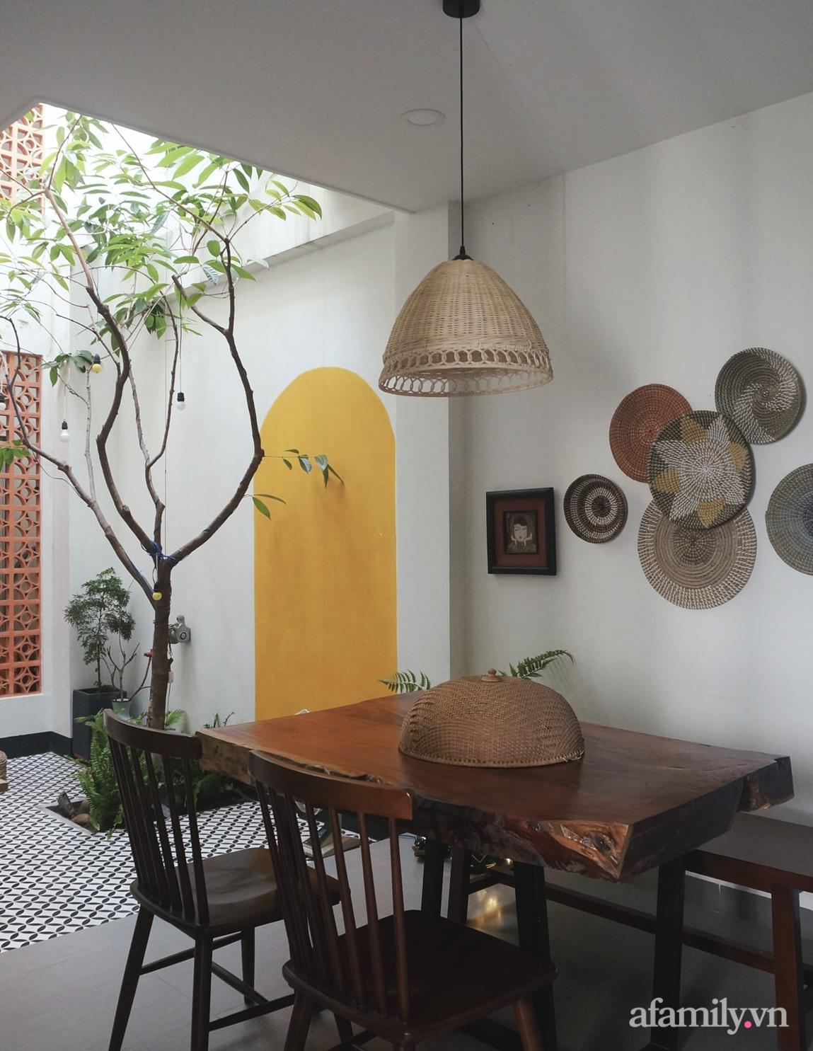 Nhà phố góc nào cũng chill nhờ phương châm cùng nhau tự trang trí của cặp vợ chồng trẻ ở Đà Nẵng - Ảnh 4.