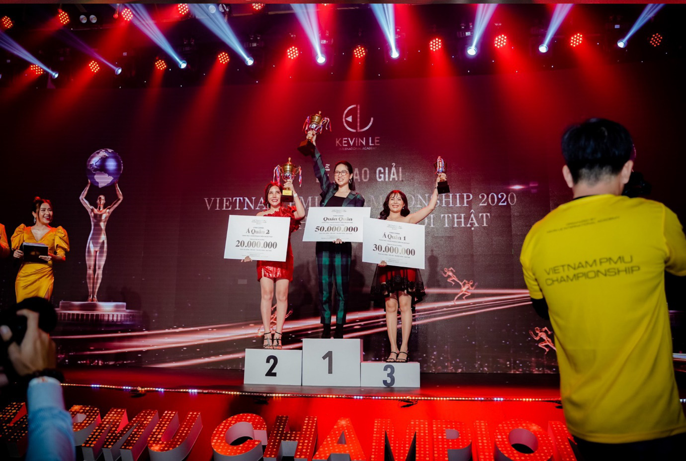 Dấu ấn khó quên của Thu Anh Brows tại Vietnam PMU Championship 2020 - Ảnh 3.