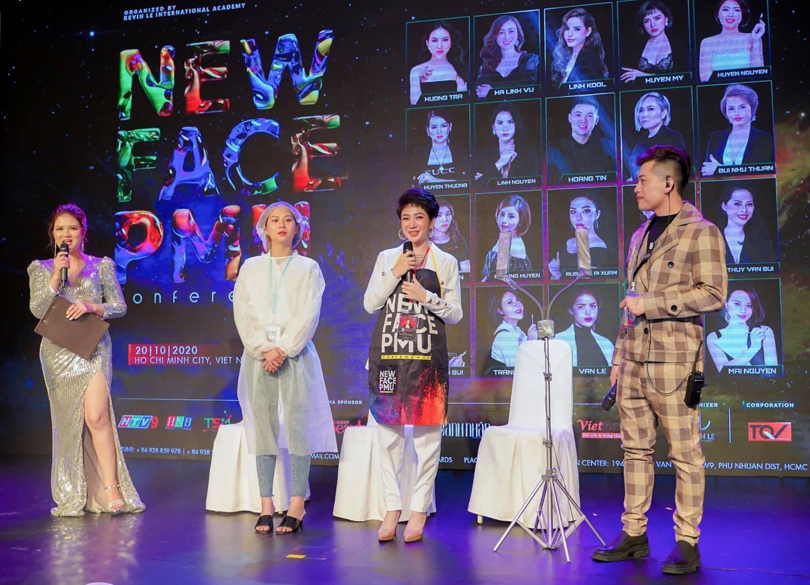 Dấu ấn khó quên của Thu Anh Brows tại Vietnam PMU Championship 2020 - Ảnh 4.