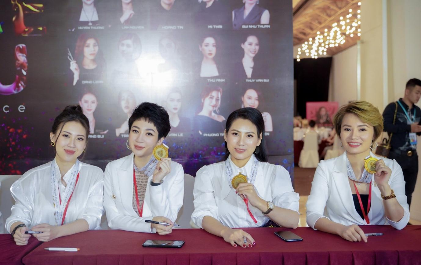 Dấu ấn khó quên của Thu Anh Brows tại Vietnam PMU Championship 2020 - Ảnh 6.