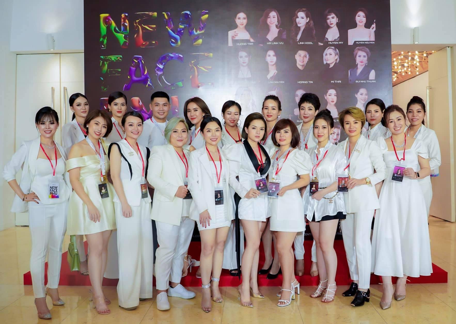 Dấu ấn khó quên của Thu Anh Brows tại Vietnam PMU Championship 2020 - Ảnh 7.