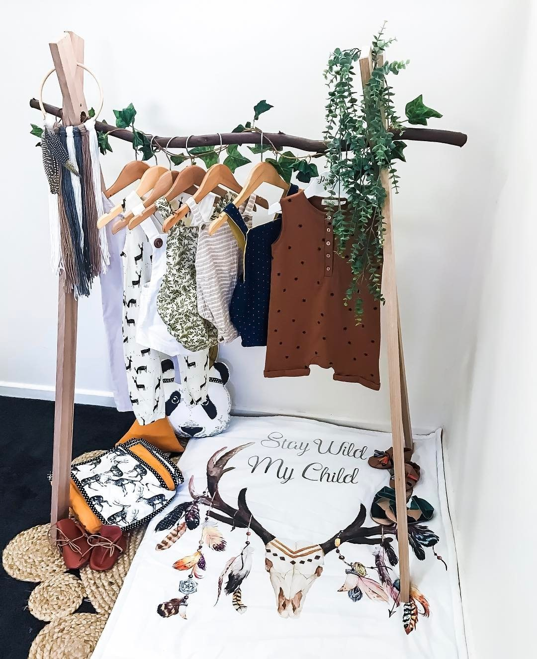 Ý tưởng trang trí phòng bé siêu dễ thương với chất liệu thân thiện môi trường - Ảnh 11.