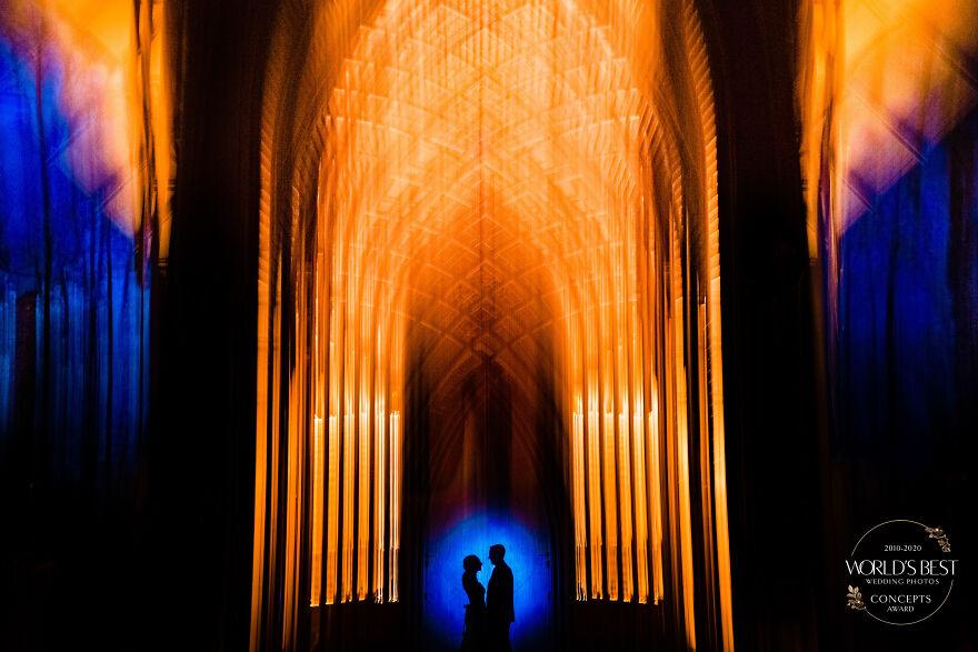15 ảnh cưới nổi bật và sáng tạo nhất của thập kỷ được công bố - Ảnh 25.