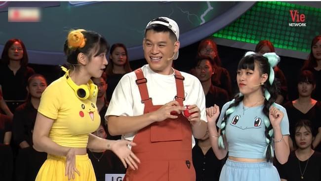 Chuyện hài nhất hôm nay: Hot girl Tiktok Lê Bống diện đồ nhạy cảm lên sóng truyền hình, bị chỉ trích lại thanh minh: không biết trông sẽ phản cảm - Ảnh 3.