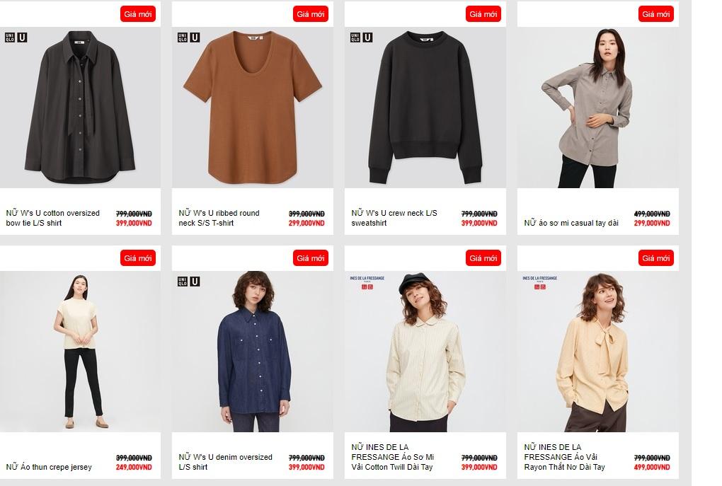 Chưa đến Black Friday nhưng loạt thương hiệu thời trang đã Sale lớn: Có nơi giảm 70% giá rẻ như cho  - Ảnh 5.