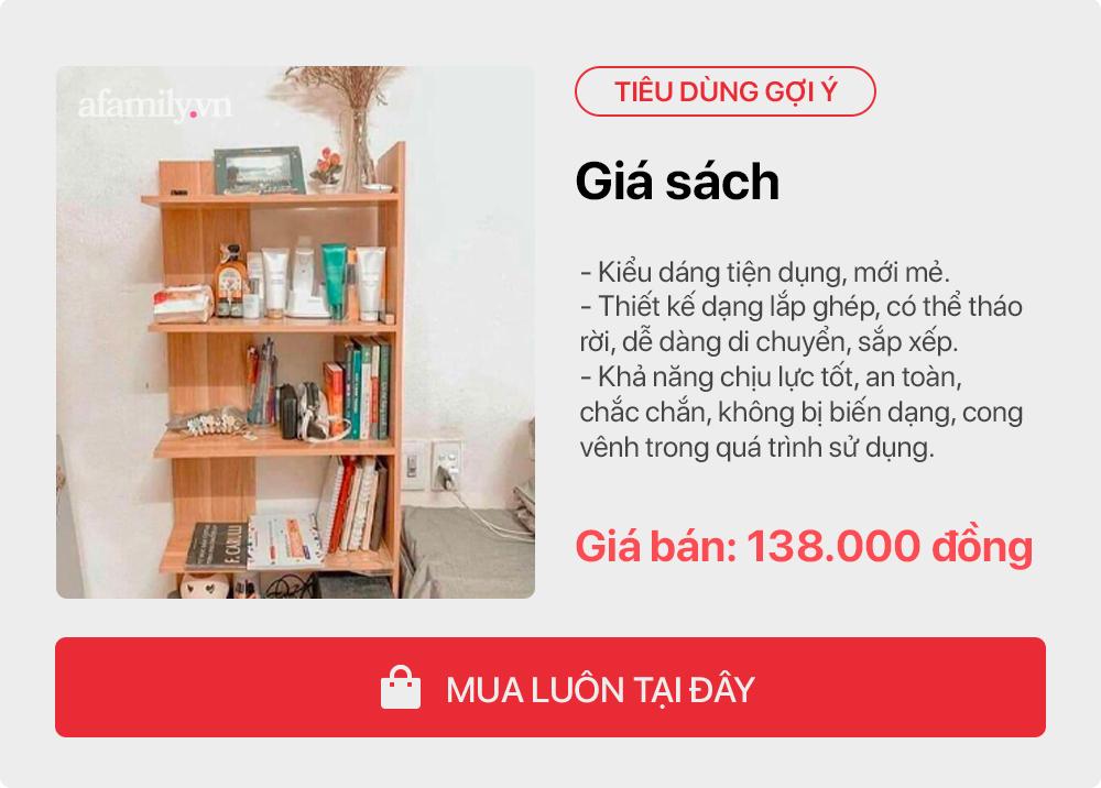 Nhân viên thiết kế nội thất gợi ý 16 sản phẩm decor chi phí dưới 3 triệu, gái độc thân có ngay phòng ngủ cực xinh còn tha hồ sống ảo - Ảnh 8.