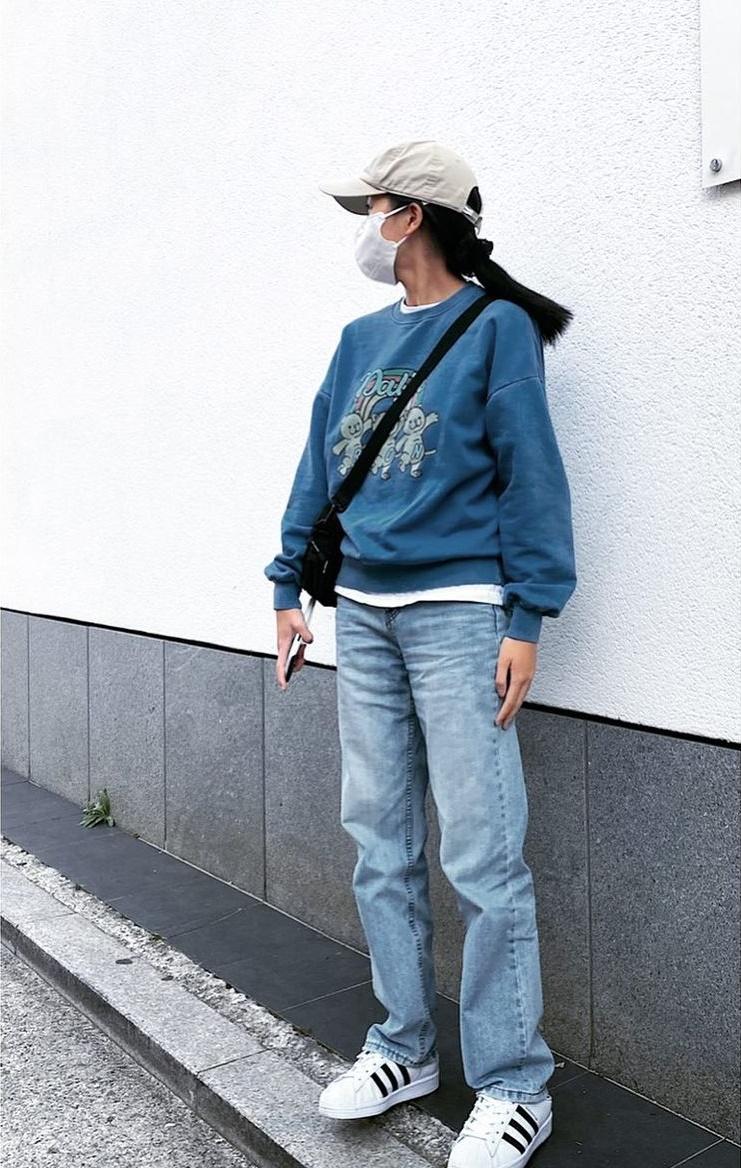 Học theo sao Hàn cách mặc layer đỉnh cho mùa lạnh, gu thời trang của bạn sẽ lên hẳn tầm cao mới cho xem - Ảnh 12.