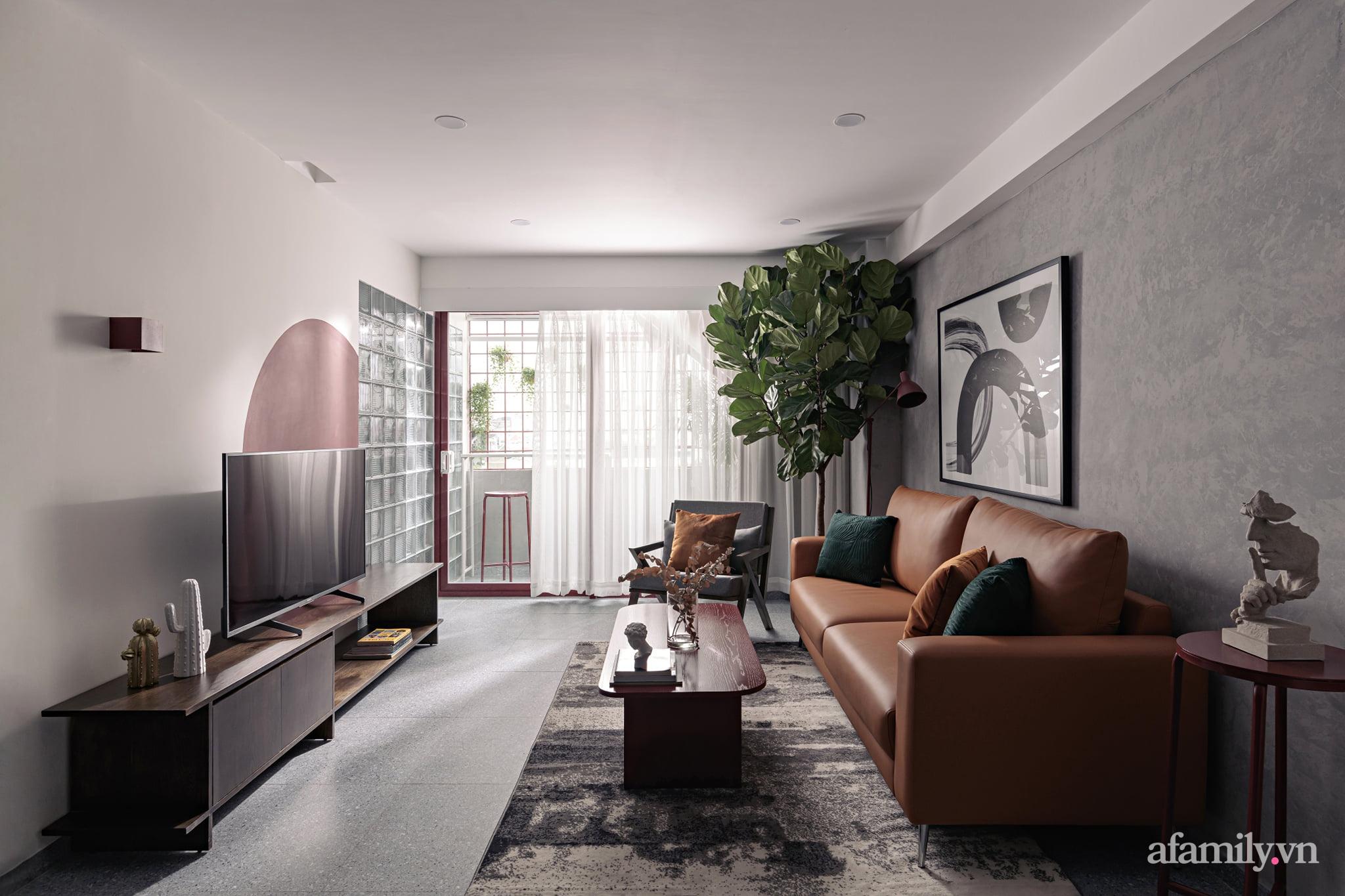 Từ Mỹ trở về Sài Gòn, chàng trai chi 300 triệu sửa căn hộ xây từ 20 năm trước thành không gian đẹp như tranh vẽ - Ảnh 6.