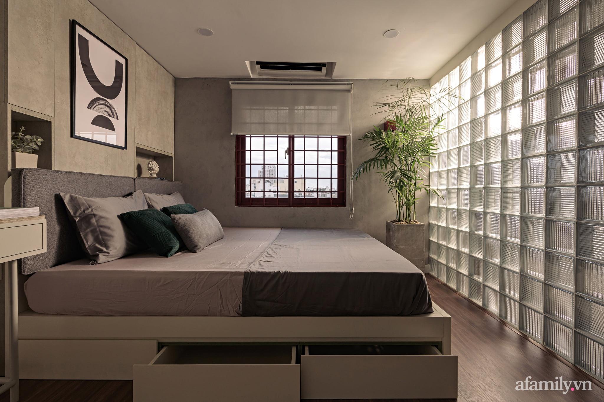 Từ Mỹ trở về Sài Gòn, chàng trai chi 300 triệu sửa căn hộ xây từ 20 năm trước thành không gian đẹp như tranh vẽ - Ảnh 14.