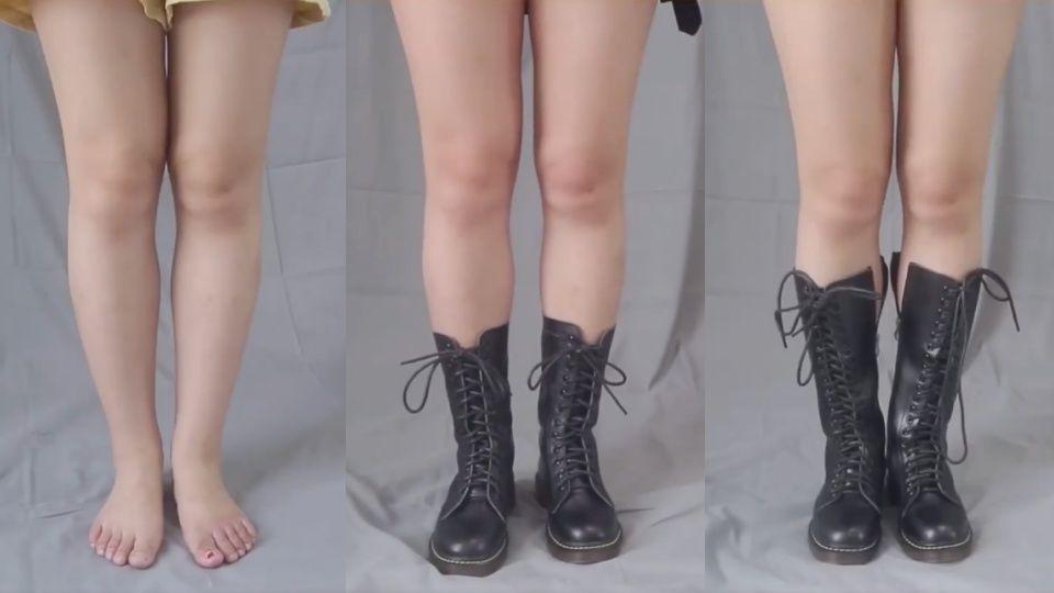 """Các chị em chân thô, đùi to đừng dại mua kiểu boots này nếu không nhược điểm """"chân voi"""" càng lộ rõ - Ảnh 2."""