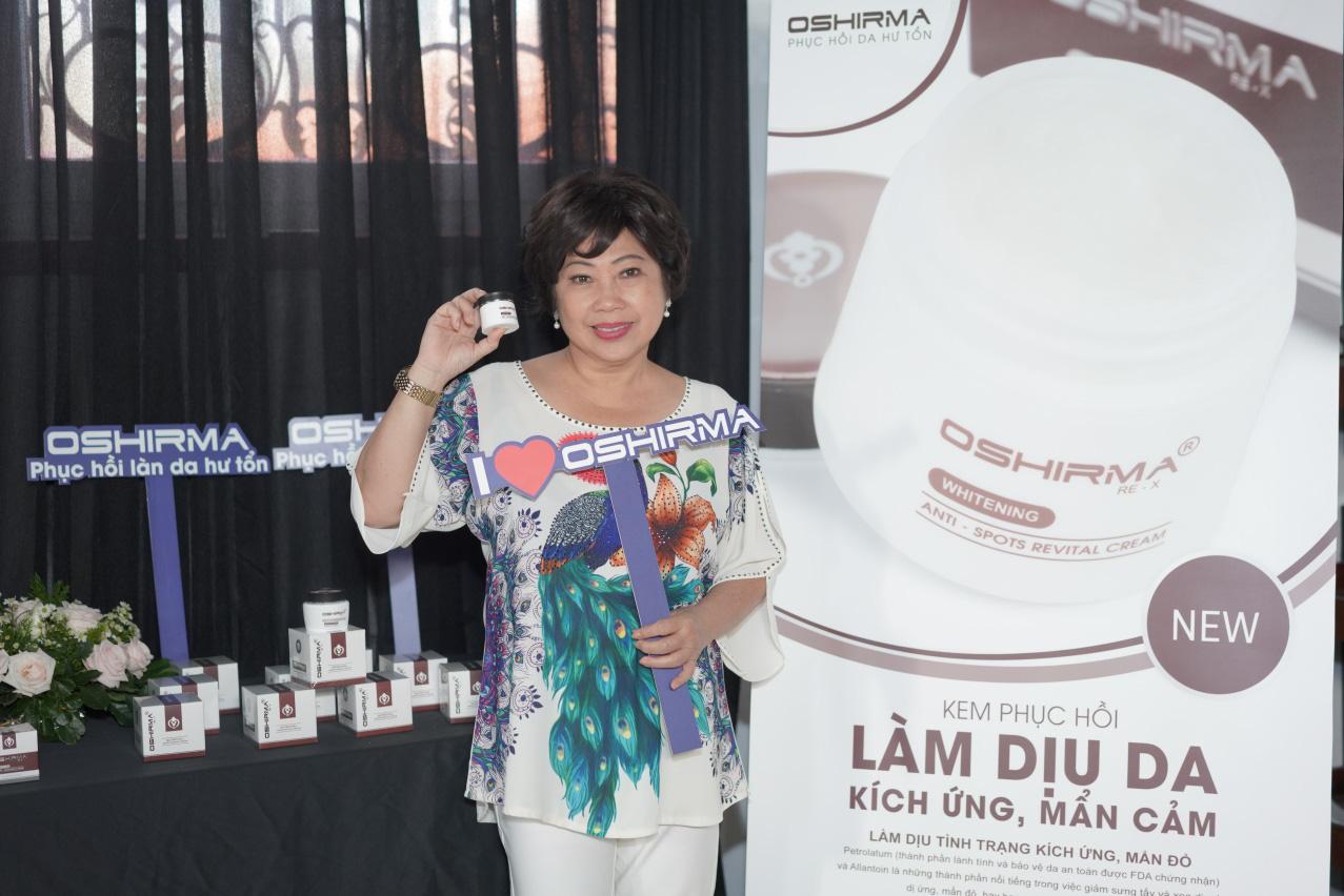 """Thêm lựa chọn hỗ trợ phục hồi da hư tổn, mỏng đỏ lộ mao mạch do """"kem trộn"""" cho người Việt - Ảnh 5."""