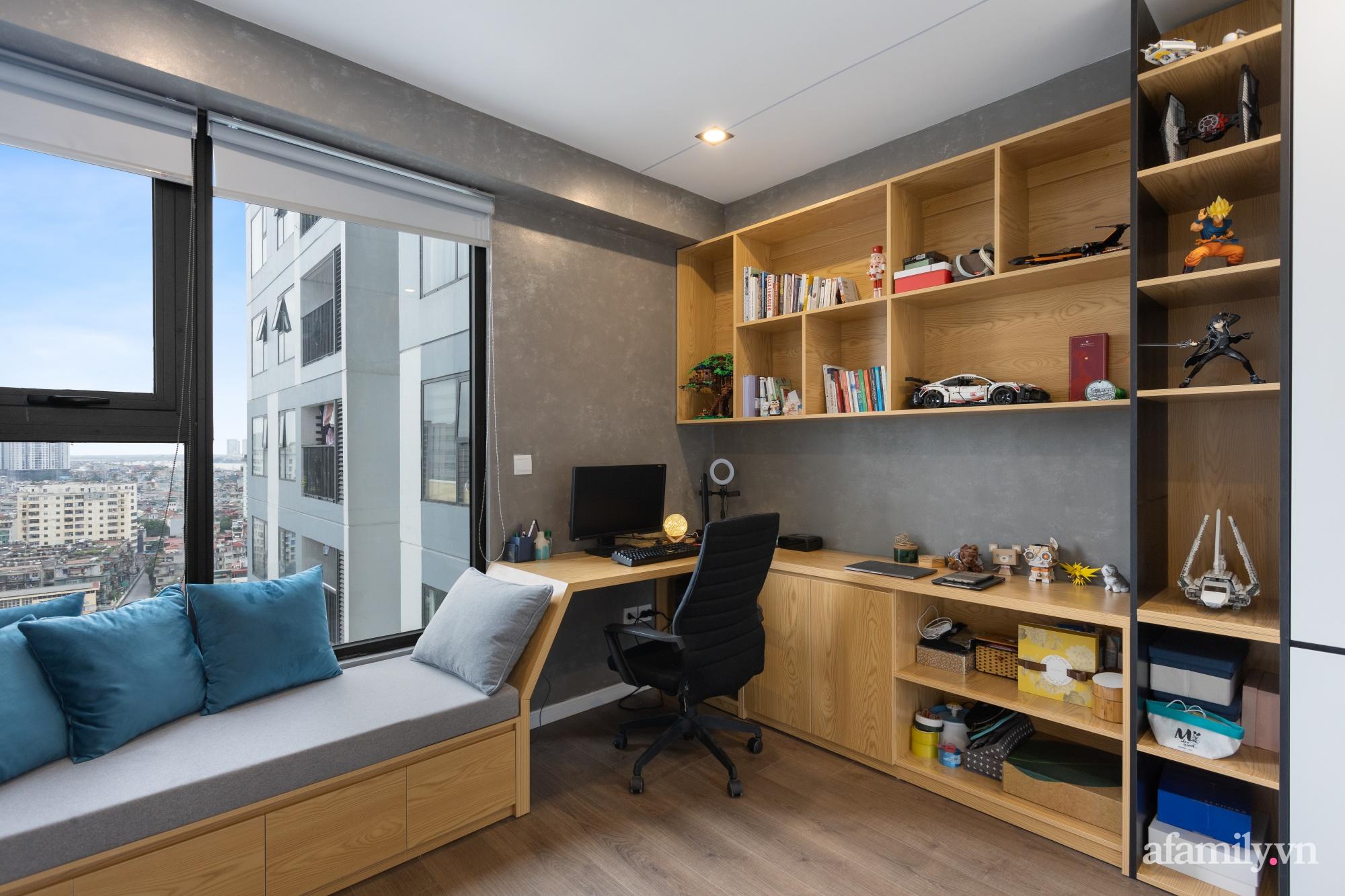 Chi 200 triệu đồng, blogger du lịch Sài Gòn thiết kế căn hộ tối giản rộng 83m² đẹp không góc chết nhờ đặt ra 5 nguyên tắc vàng - Ảnh 15.