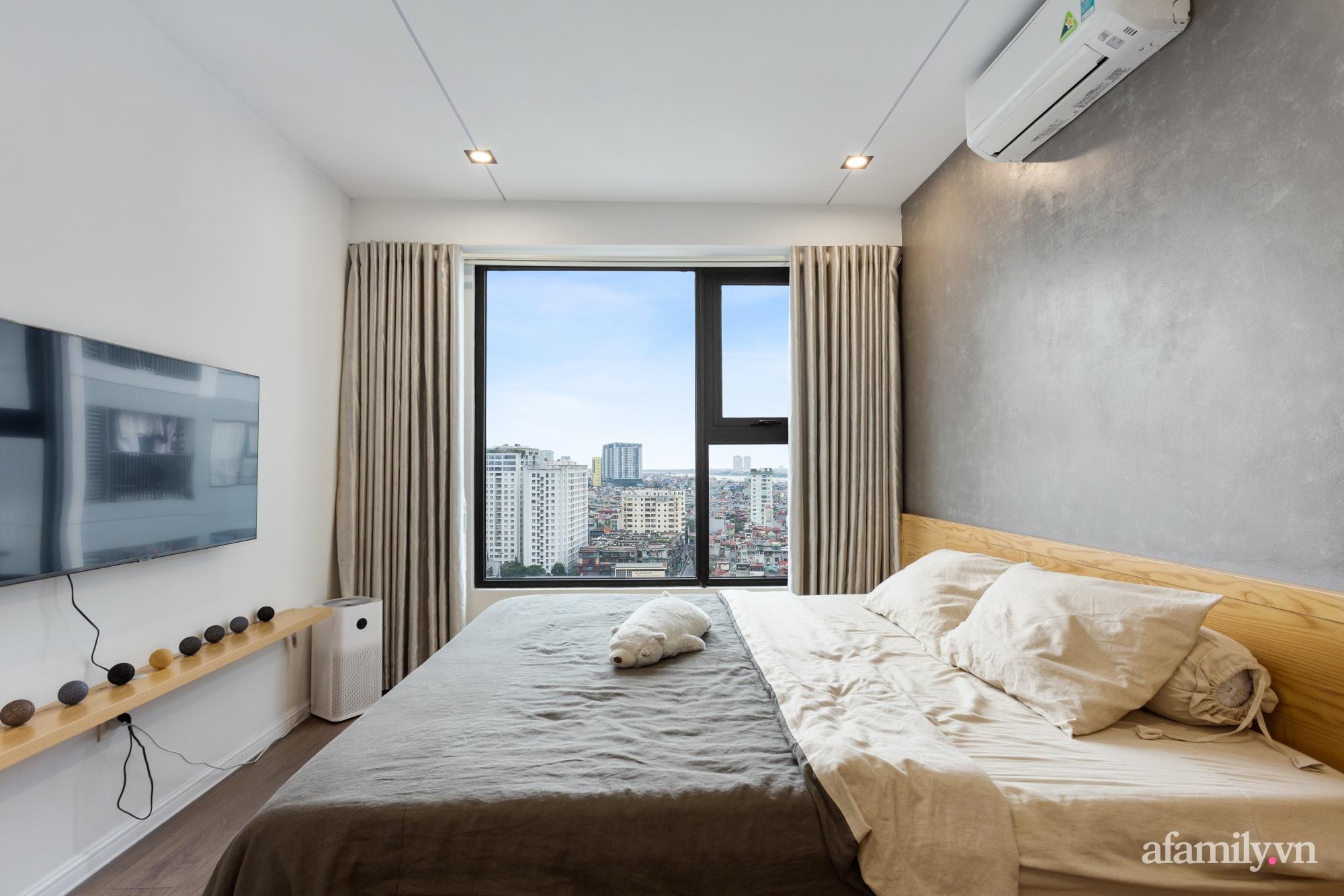 Chi 200 triệu đồng, blogger du lịch Sài Gòn thiết kế căn hộ tối giản rộng 83m² đẹp không góc chết nhờ đặt ra 5 nguyên tắc vàng - Ảnh 19.