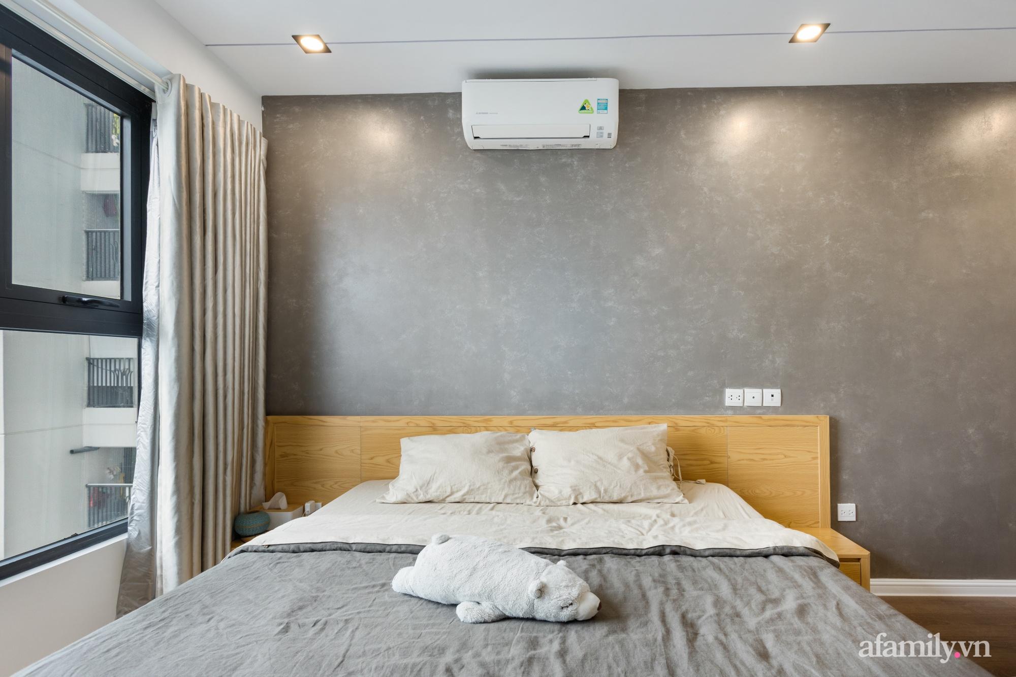 Chi 200 triệu đồng, blogger du lịch Sài Gòn thiết kế căn hộ tối giản rộng 83m² đẹp không góc chết nhờ đặt ra 5 nguyên tắc vàng - Ảnh 18.