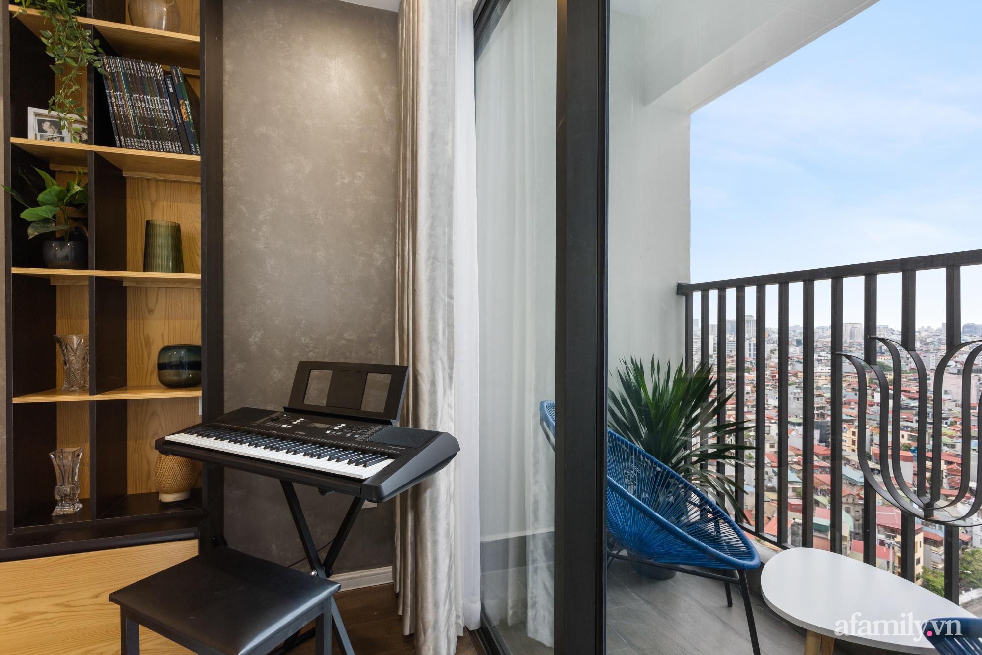 Chi 200 triệu đồng, blogger du lịch Sài Gòn thiết kế căn hộ tối giản rộng 83m² đẹp không góc chết nhờ đặt ra 5 nguyên tắc vàng - Ảnh 7.