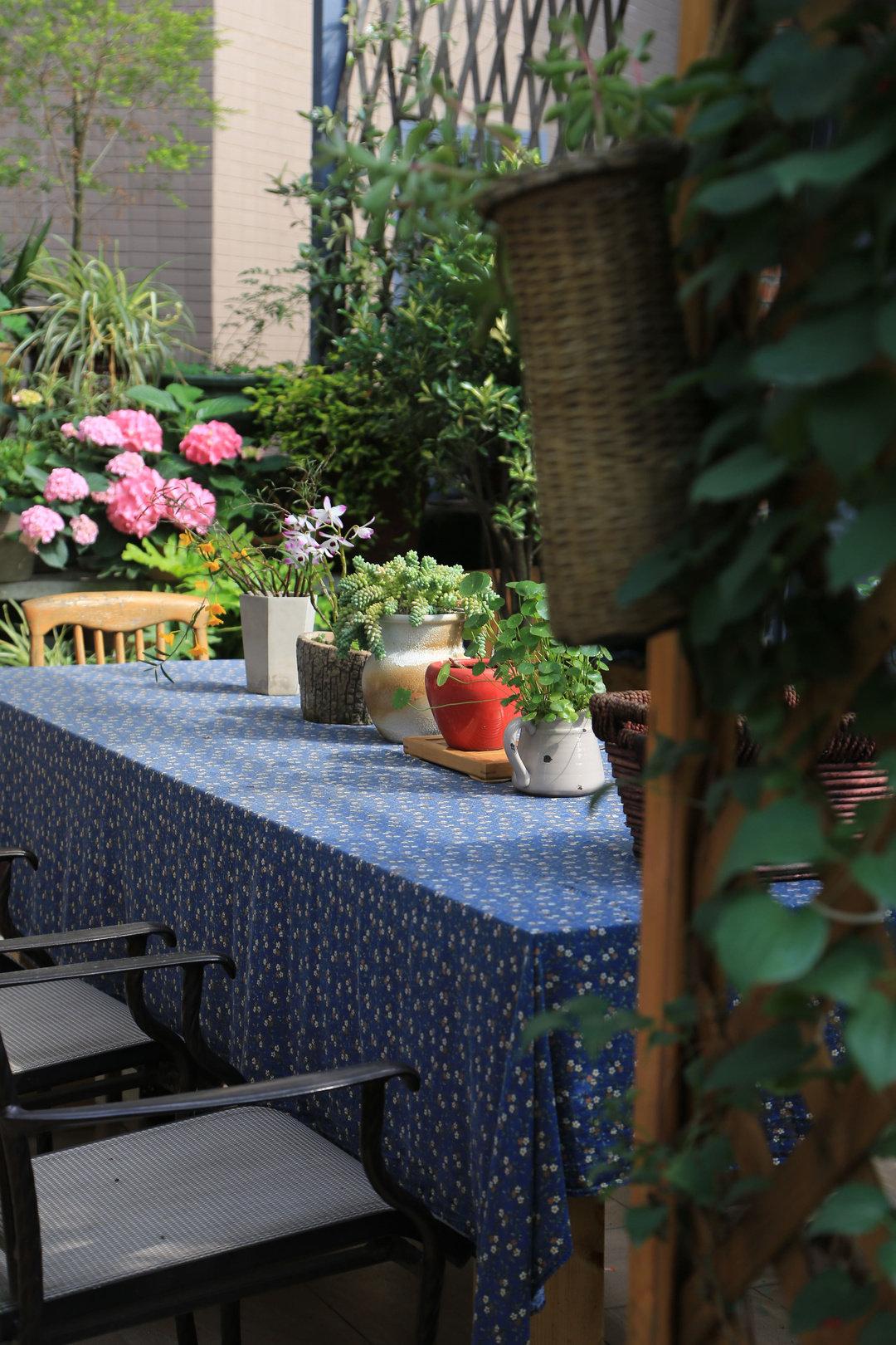 """Khu vườn quanh năm chỉ có """"mùa xuân"""" ở lại của cô giáo dạy Toán xinh đẹp - Ảnh 13."""