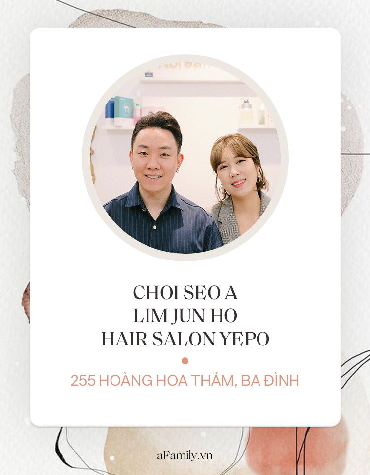 Tiệm làm tóc chuẩn Hàn giữa lòng Hà Nội: Tiết lộ luật bất thành văn khi làm tóc ở Hàn, chỉ ra sai lầm mà 90% khách Việt đều mắc phải - Ảnh 1.