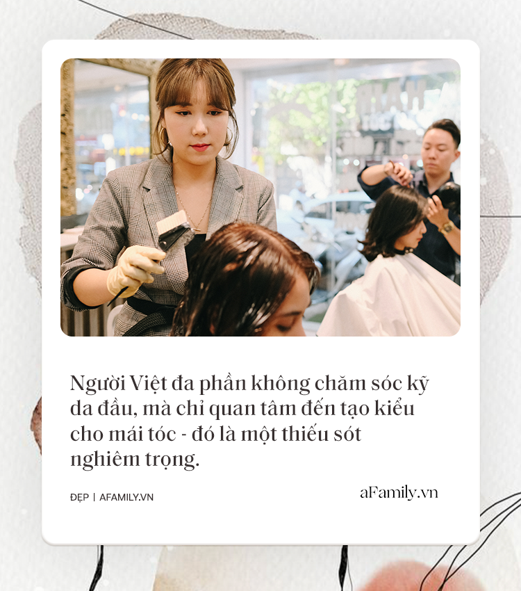 Tiệm làm tóc chuẩn Hàn giữa lòng Hà Nội: Tiết lộ luật bất thành văn khi làm tóc ở Hàn, chỉ ra sai lầm mà 90% khách Việt đều mắc phải - Ảnh 5.