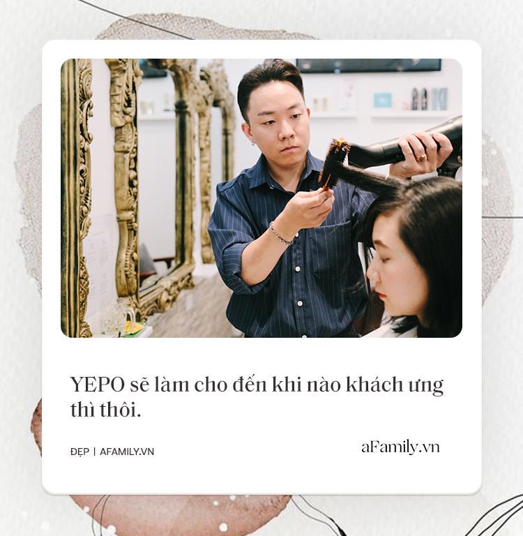Tiệm làm tóc chuẩn Hàn giữa lòng Hà Nội: Tiết lộ luật bất thành văn khi làm tóc ở Hàn, chỉ ra sai lầm mà 90% khách Việt đều mắc phải - Ảnh 8.