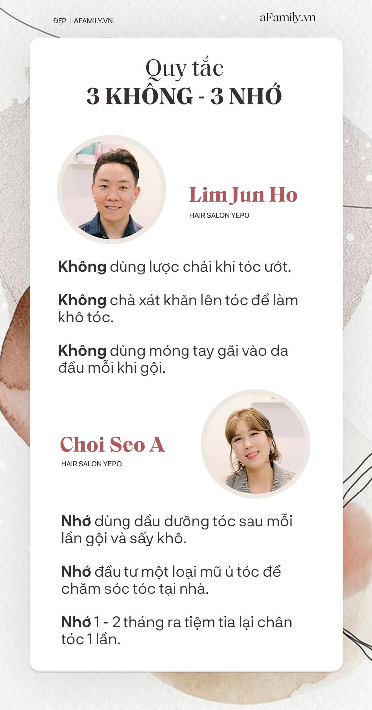 Tiệm làm tóc chuẩn Hàn giữa lòng Hà Nội: Tiết lộ luật bất thành văn khi làm tóc ở Hàn, chỉ ra sai lầm mà 90% khách Việt đều mắc phải - Ảnh 10.