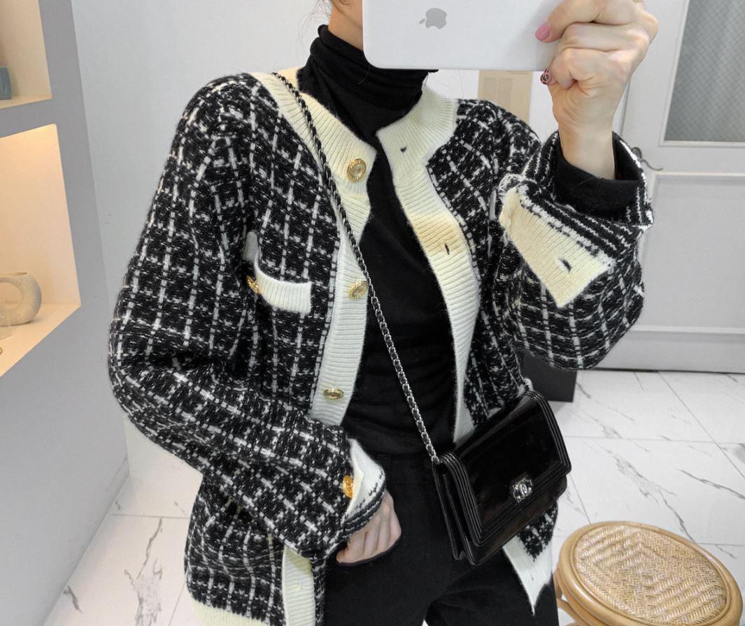 Áo cotton/len mỏng cao cổ: Mảnh ghép  - Ảnh 9.