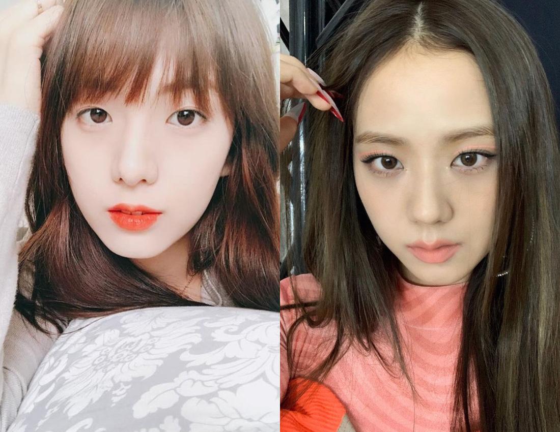 """Chị gái """"Hoa hậu"""" Jisoo: Makeup nhẹ mà vẫn xinh nức nở, bao lần đọ sắc với cô em đều ngang cơ - Ảnh 9."""