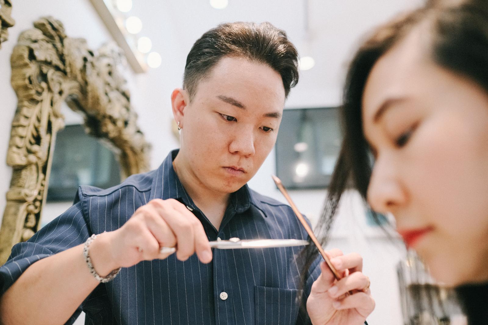 Tiệm làm tóc chuẩn Hàn giữa lòng Hà Nội: Tiết lộ luật bất thành văn khi làm tóc ở Hàn, chỉ ra sai lầm mà 90% khách Việt đều mắc phải - Ảnh 6.