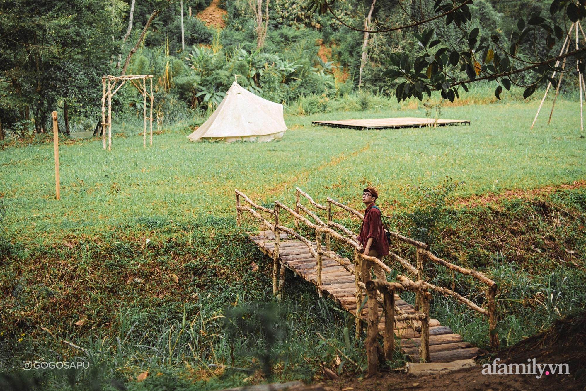 """Thung lũng """"bí ẩn"""" lạ lẫm ở Đà Lạt: Có hoa vàng cỏ xanh, suối mát lành đẹp như tranh vẽ, nhưng không phải cứ muốn đến là được, cũng chẳng có 3G để xài! - Ảnh 12."""