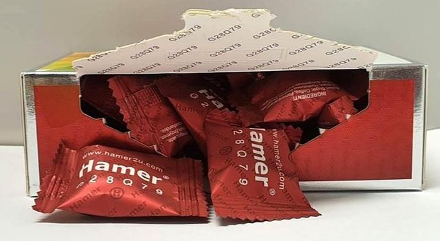 Kẹo tăng cường sinh lý đàn ông bán trên mạng, Singapore thông báo có chất cấm - Ảnh 1.
