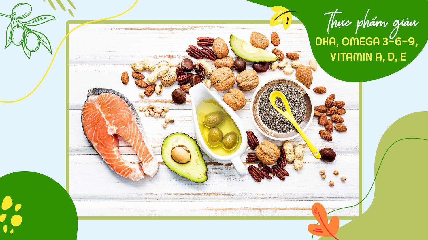 Chất béo - Nhóm dinh dưỡng không thể thiếu trong những bữa ăn đầu đời của trẻ - Ảnh 2.