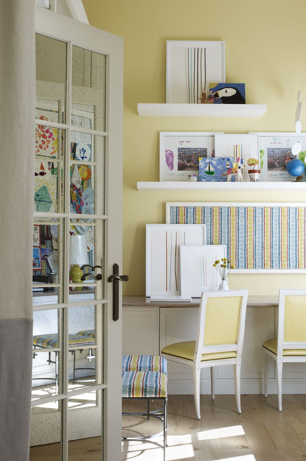 """Những màu sơn """"đắt giá"""" được mệnh danh là """"cứu cánh"""" cho những căn phòng nhỏ - Ảnh 11."""
