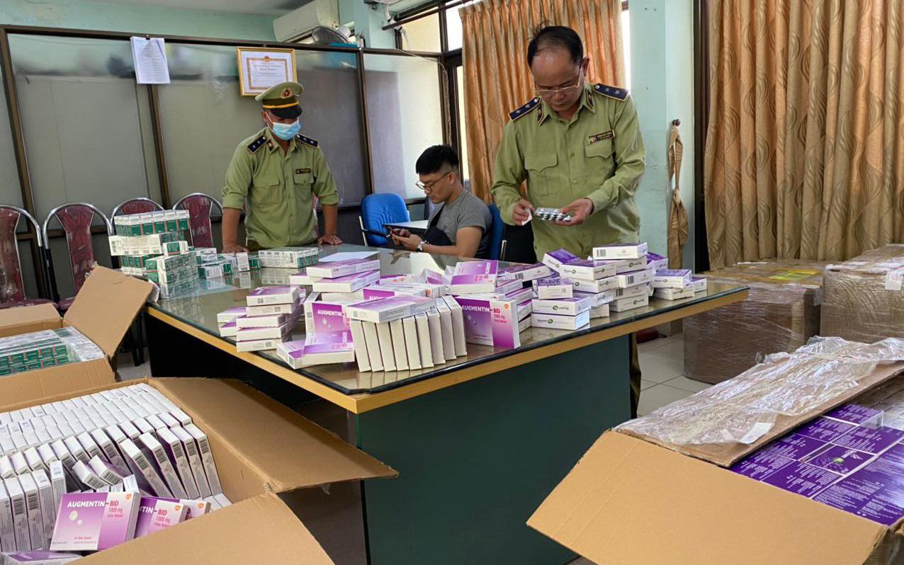 Hà Nội: Lập Facebook ảo thu mua thuốc kháng sinh không rõ nguồn gốc rồi phân phối đi các tỉnh