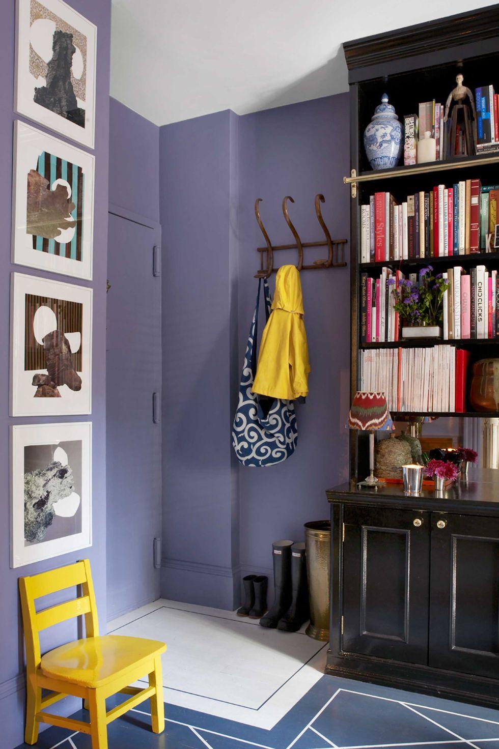 lựa chọn màu sơn phòng nhỏ