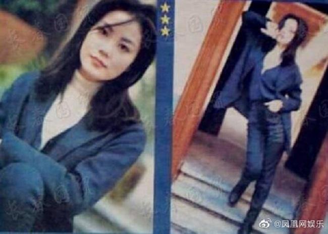 Nhan sắc cực phẩm của Vương Phi ở tuổi 24, bảo sao mà Tạ Đình Phong không mê mẩn cho được - Ảnh 2.