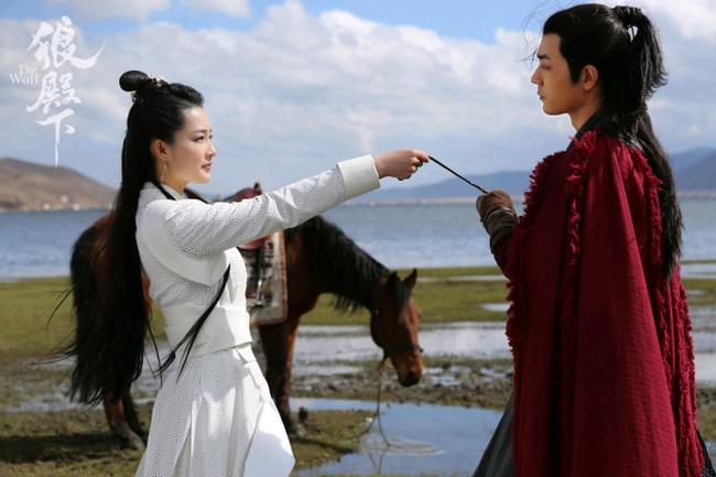 """Lang Điện Hạ: Tiêu Chiến cưỡng hôn Lý Thấm, netizen gào thét trách móc ngôi sao """"Trần Tình Lệnh"""" vì lý do này  - Ảnh 4."""