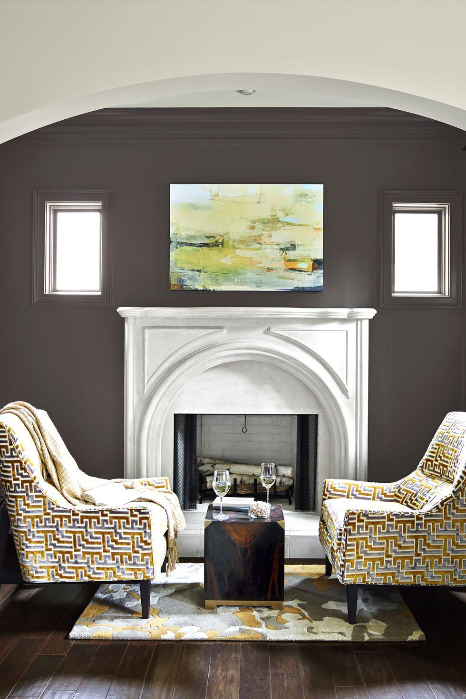 """Những màu sơn """"đắt giá"""" được mệnh danh là """"cứu cánh"""" cho những căn phòng nhỏ - Ảnh 8."""