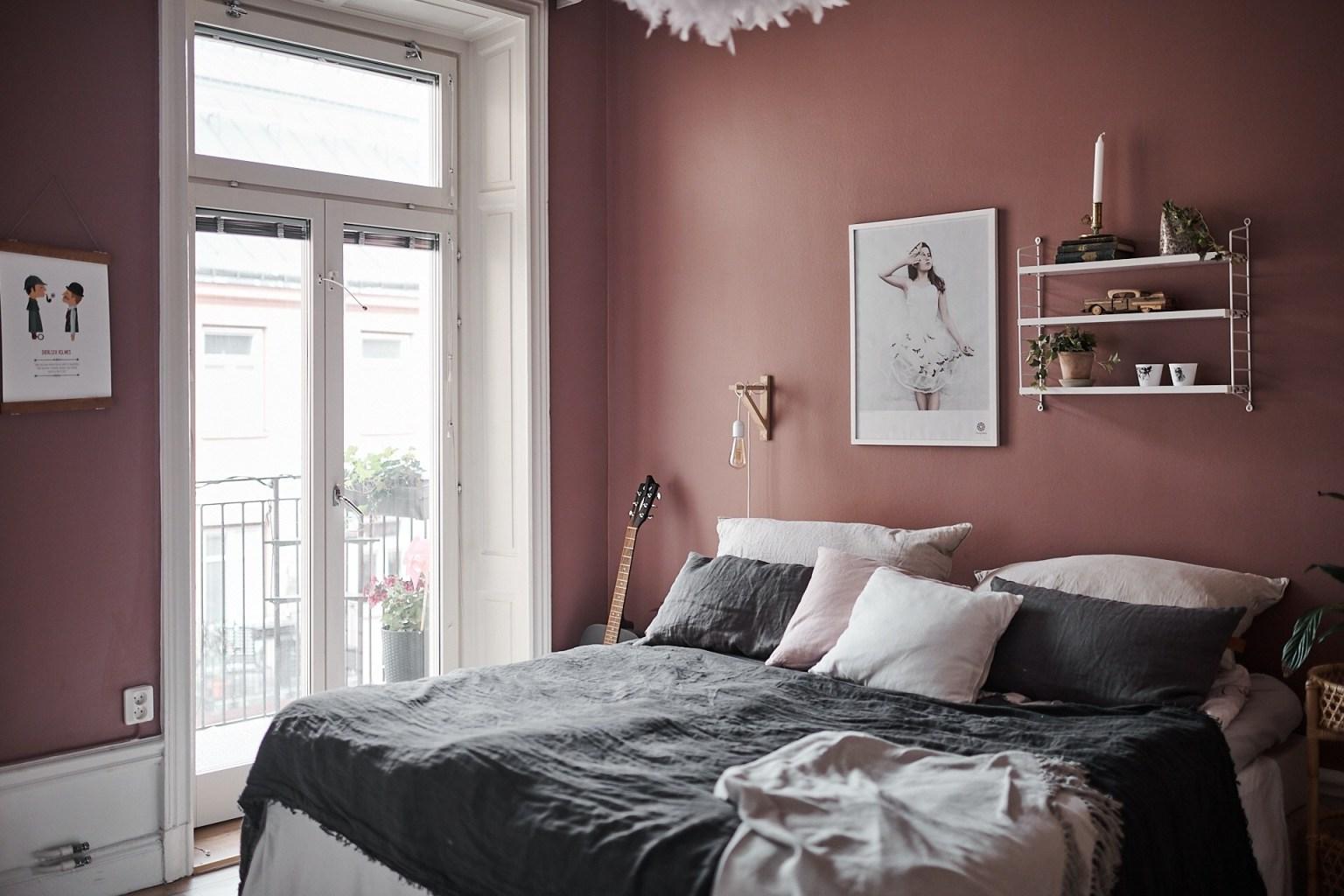 Căn hộ 58m² đẹp tinh tế nhờ phối màu tinh tế theo phong cách Scandinavian - Ảnh 10.