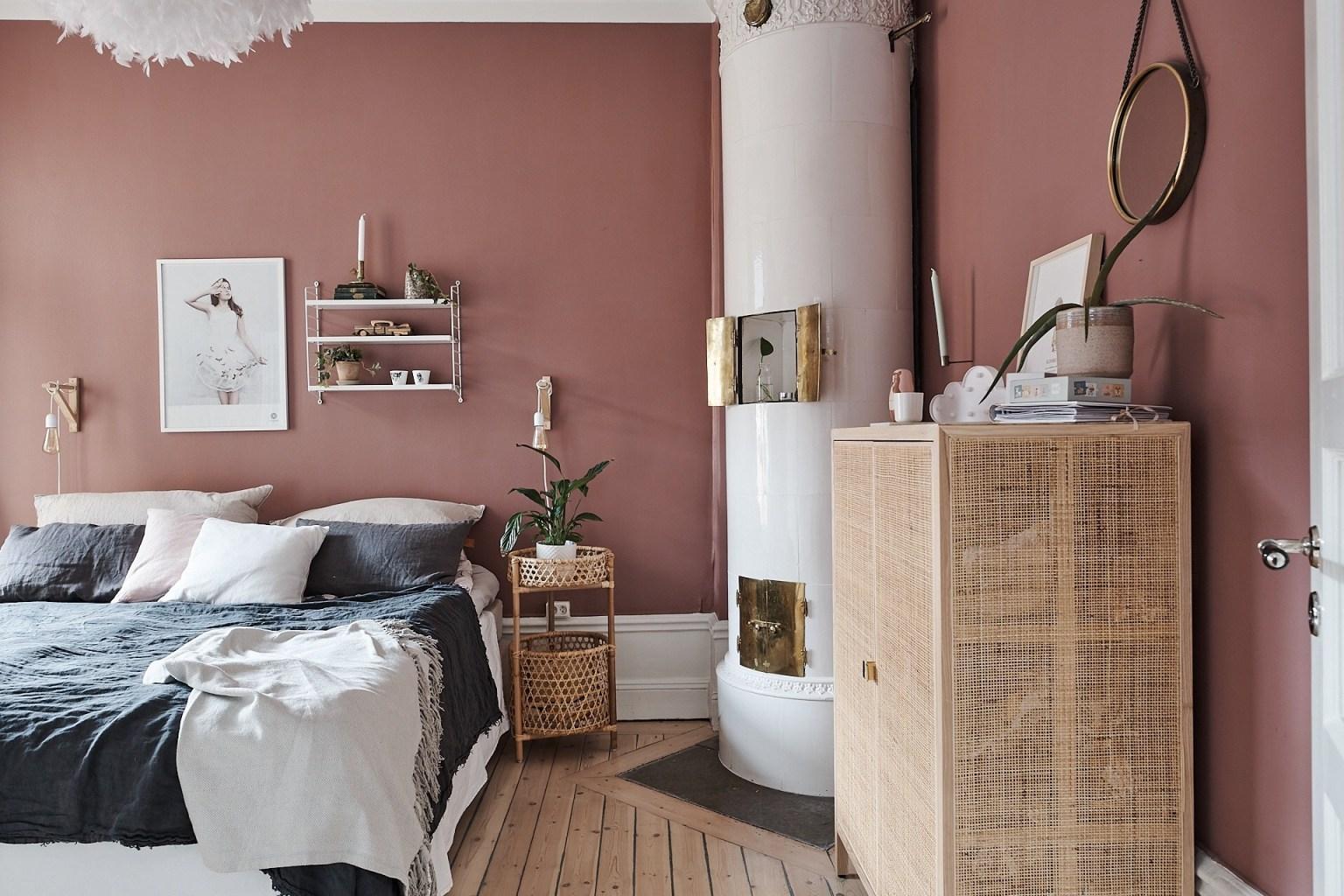 Căn hộ 58m² đẹp tinh tế nhờ phối màu tinh tế theo phong cách Scandinavian - Ảnh 11.