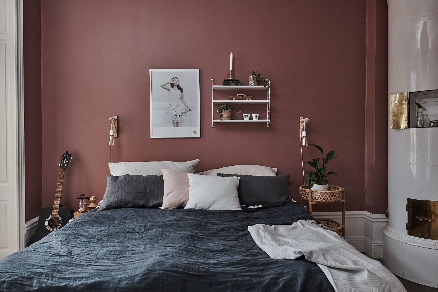 Căn hộ 58m² đẹp tinh tế nhờ phối màu tinh tế theo phong cách Scandinavian - Ảnh 12.