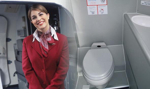 """Tiếp viên hàng không tiết lộ """"thời điểm vàng"""" để đi vệ sinh trên máy bay khiến ai nấy ngã ngửa, hóa ra chẳng phải """"cứ buồn là xả"""" - Ảnh 1."""