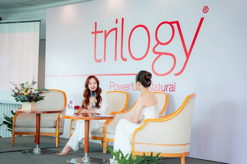 Trilogy ra mắt dòng sản phẩm chiết xuất từ dầu tầm xuân – chính thức gia nhập vào thị trường Việt Nam - Ảnh 2.