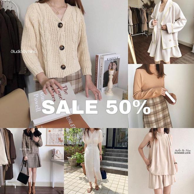 """Các shop quần áo rần rần sale """"sốc"""" Black Friday: Sắm đồ đẹp với giá giảm đến 70% ngay từ bây giờ - Ảnh 10."""