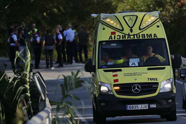 Cảnh sát Tây Ban Nha nổ súng bắn vào bụng người vô gia cư - Ảnh 1.