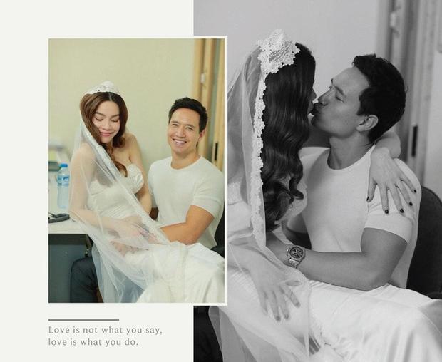 Hồ Ngọc Hà tiết lộ sự thật về bức ảnh hậu trường chụp hình cưới, hóa ra đã có sự chuẩn bị từ lâu - Ảnh 2.
