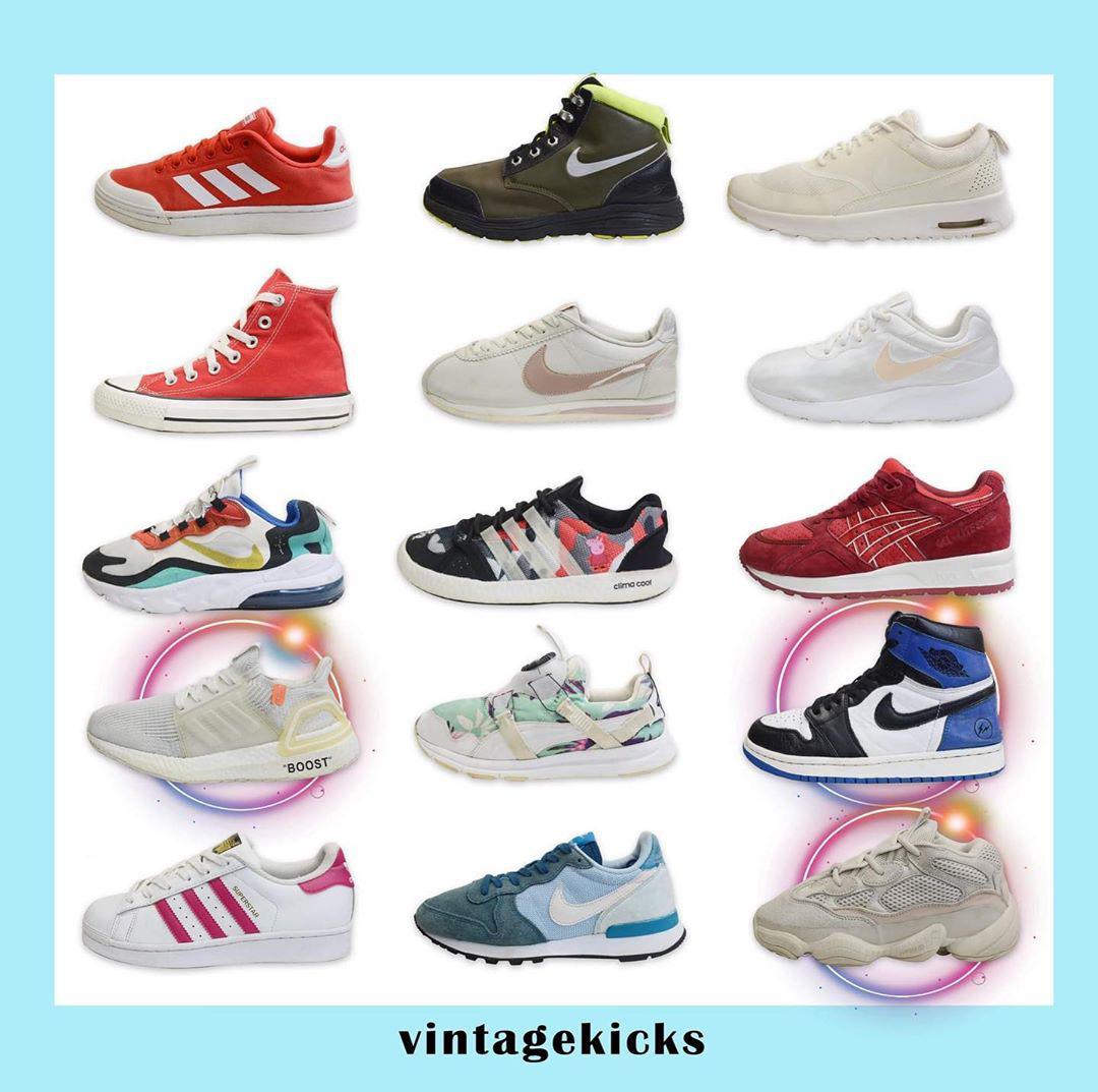 Cầm 300k trong tay tự tin mua được một đôi sneaker secondhand xịn sò - Ảnh 7.