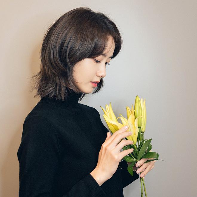 5 kiểu tóc ngắn phong cách Hàn Quốc cho mùa đông xinh xắn