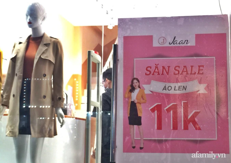 Hà Nội: Phố thời trang rợp biển giảm giá 80% trước ngày mua sắm Black Friday - Ảnh 6.