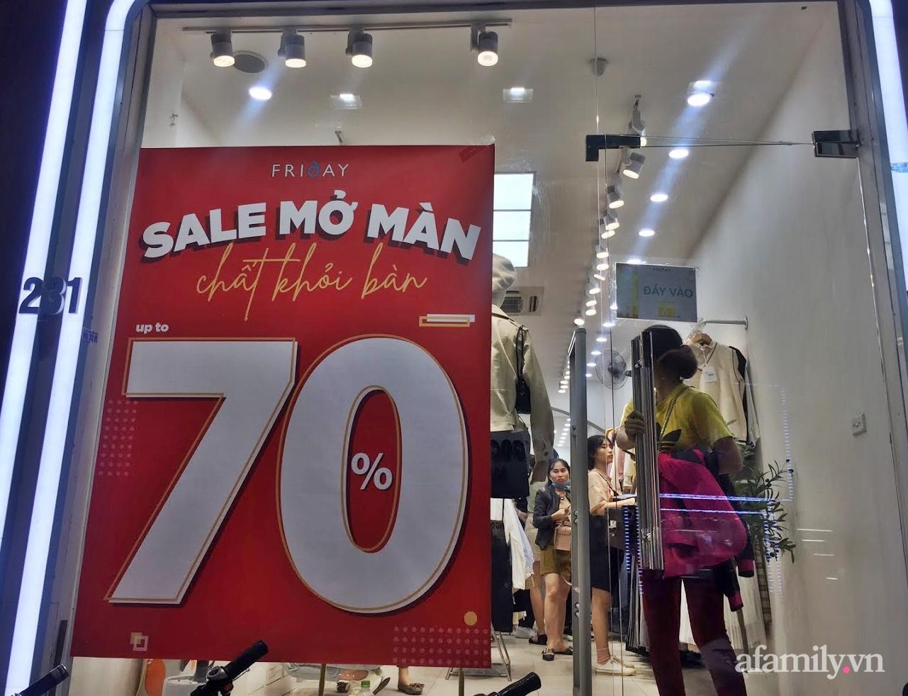 Hà Nội: Phố thời trang rợp biển giảm giá 80% trước ngày mua sắm Black Friday - Ảnh 8.